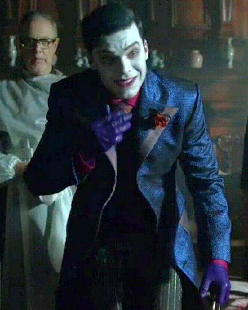 Gotham S05 Cameron Monaghan Jeremiah Valeska Tuxedo Jeremiah and jerome valeska became your firsts for many things: gotham s05 jeremiah valeska tuxedo