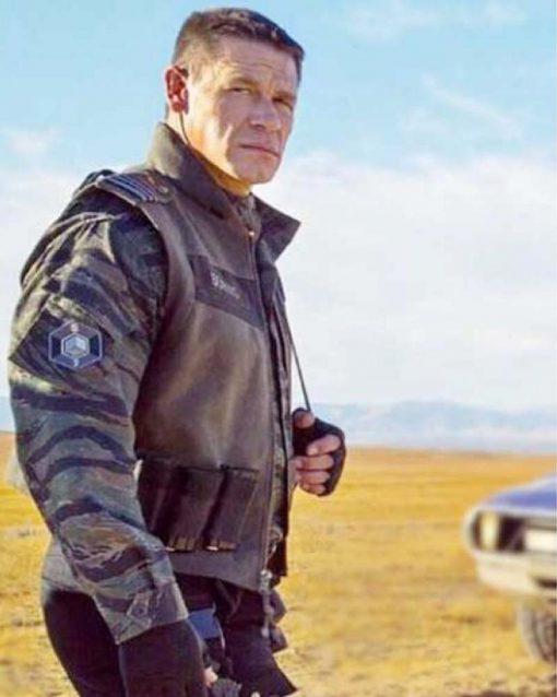 John Cena Fast and Furious 9 Jakob Toretto Vest