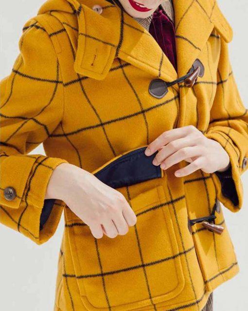 Taylor Swift Paddington Duffle Coat With Hood