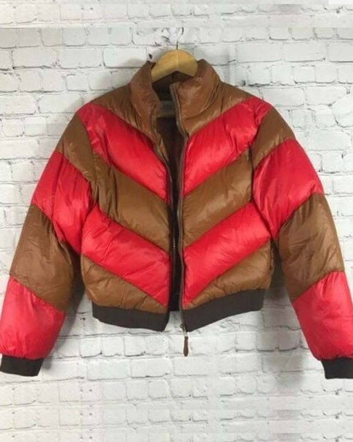 Spinning Out Willow Shields Puffer Jacket