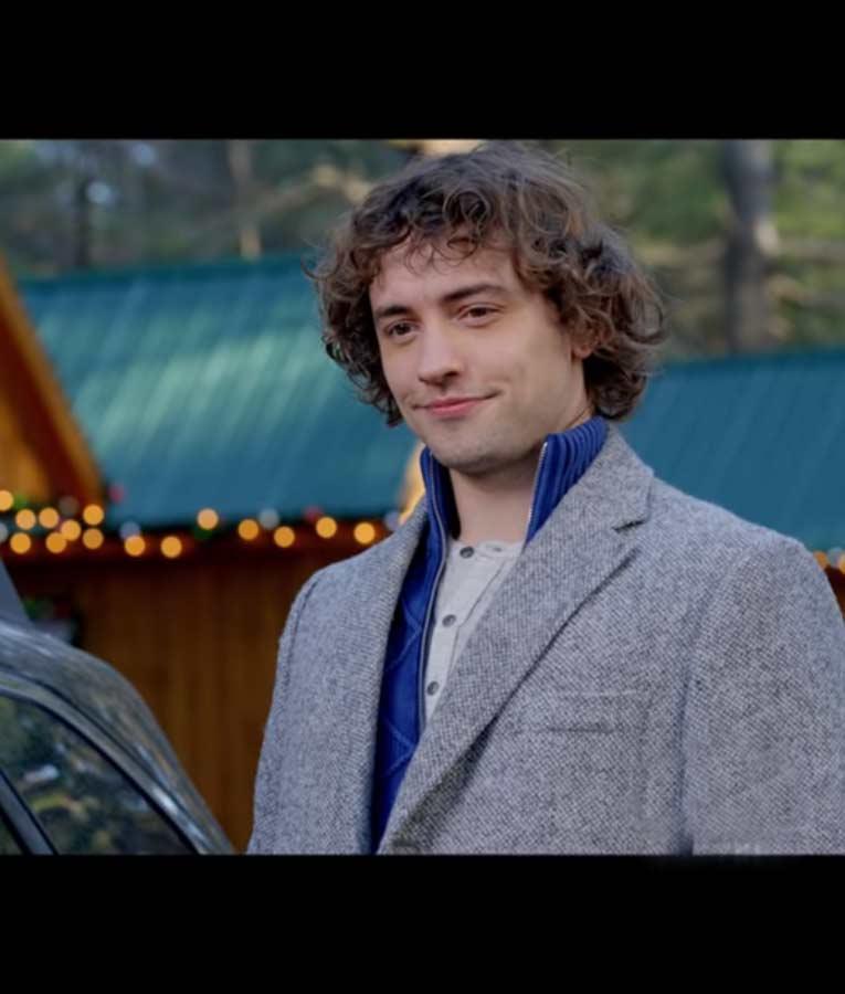 Before Christmas Josh Whitehouse Grey Coat