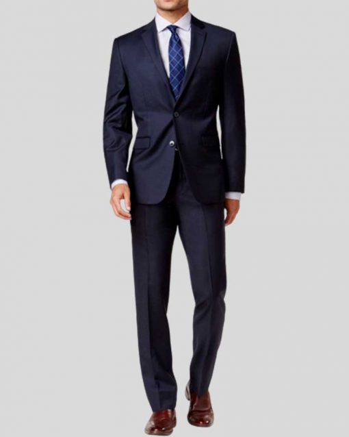 Spectre James Bond Sharkskin Suit