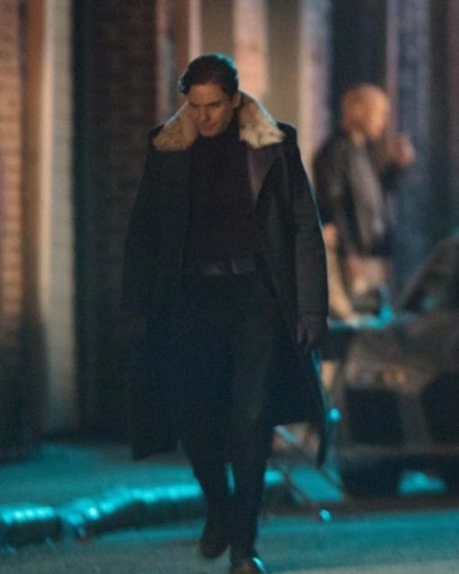 The Falcon And The Winter Soldier Daniel Brühl Coat