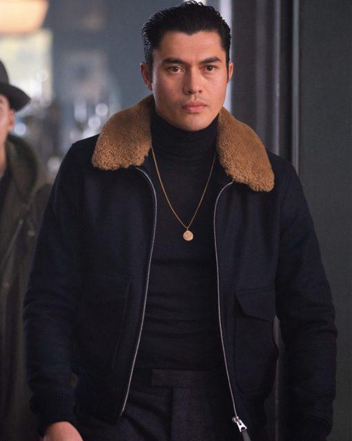 The Gentlemen Dry Eye Black Jacket