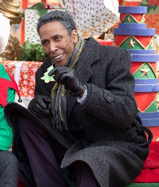 The Holiday Calendar Ron Cephas Jones Gramps Tweed Coat