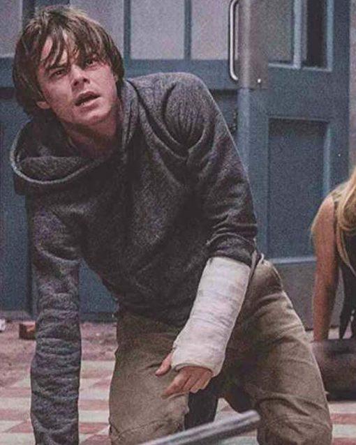 Charlie Heaton Grey The New Mutants Sam Guthrie Hoodie