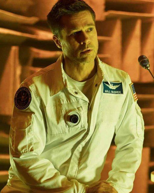 Ad Astra Brad Pitt Jacket