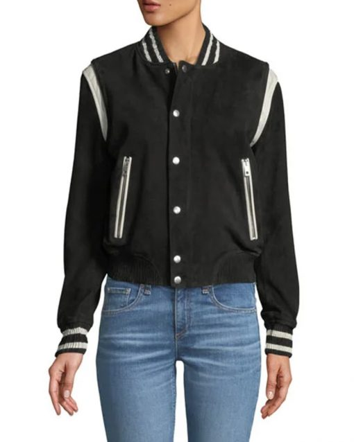 God Friended Me Javicia Leslie Bomber Jacket