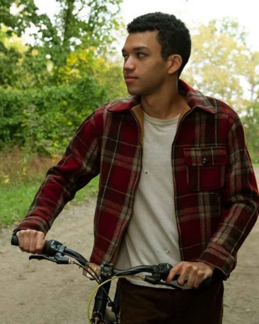 All The Bright Places Justice Smith Theodore Finch Jacket