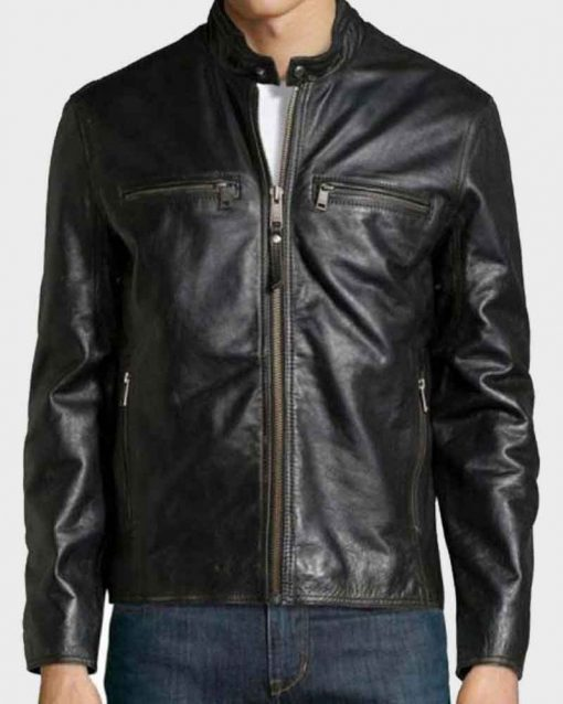 Altered Carbon Leather Takeshi Kovacs Biker Jacket
