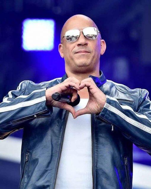 Vin Diesel Concert Miami Jacket