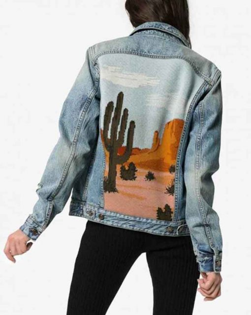 Stumptown Dex Parios Denim Jacket