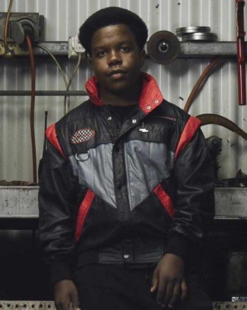 Go Darius Amarfio Jefferson Bomber Jacket