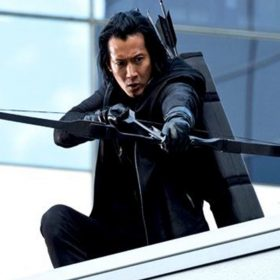Will Yun Lee The Wolverine Harada Black Leather Jacket