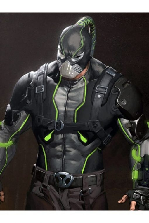 Injustice 2 Bane Jacket