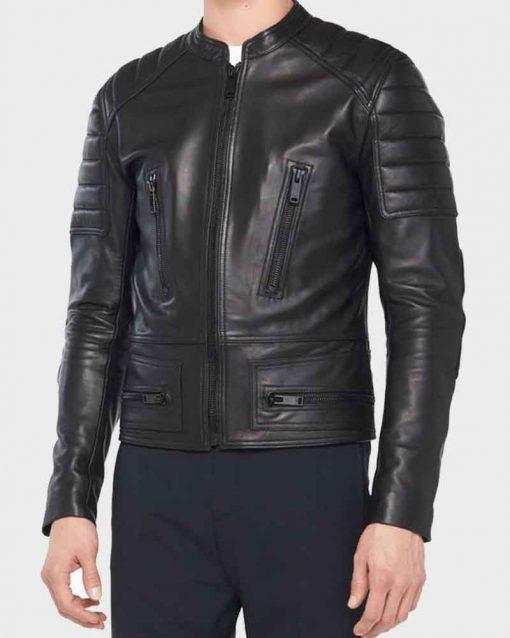 Eobard Thawne Leather Jacket