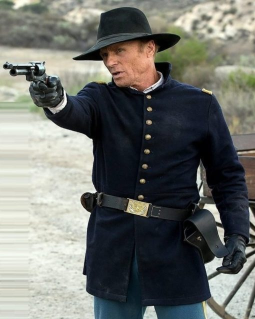 Ed Harris Westworld Blue Coat