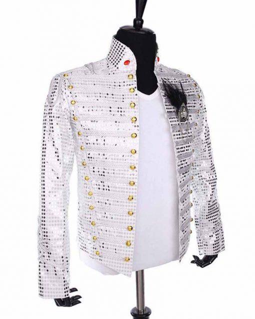 Michael Jackson History Tour Cotton Jacket