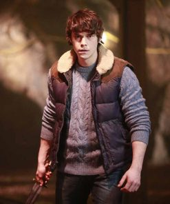 Once Upon A Time S05 Jonathan Whitesell Puffer Vest