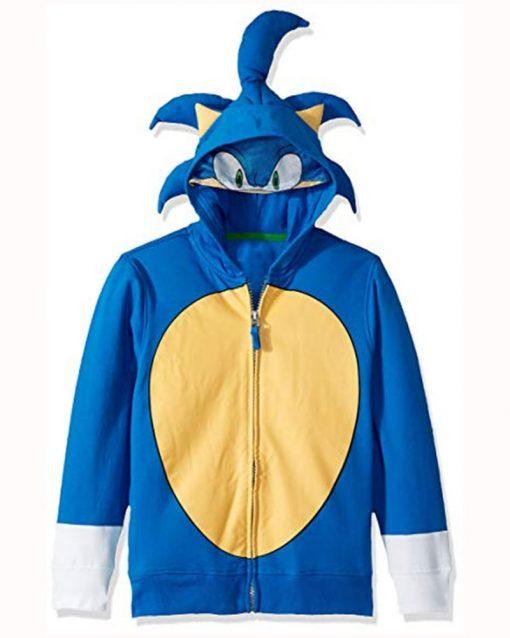 Video game Sonic The Hedgehog Hoodie