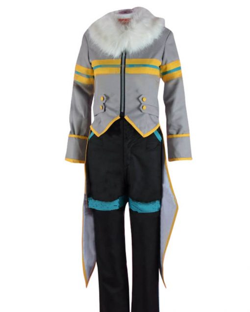 Silver the Hedgehog Sonic The Hedgehog Shearling Grey Jacket