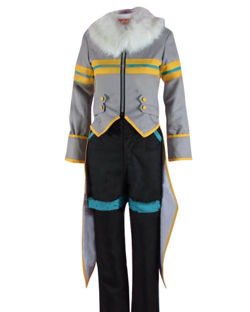 Sonic The Hedgehog Silver The Hedgehog Cotton Jacket