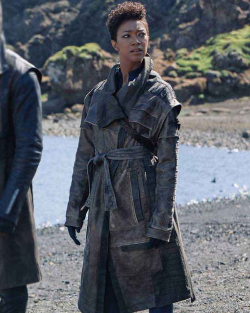 Sonequa Martin-Green Coat