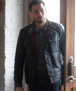 Stumptown Michael Ealy Jacket