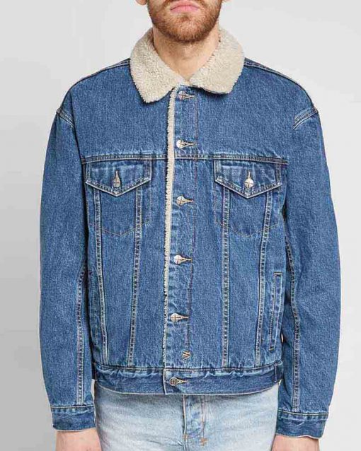 Stumptown Jake Johnson Denim Jacket