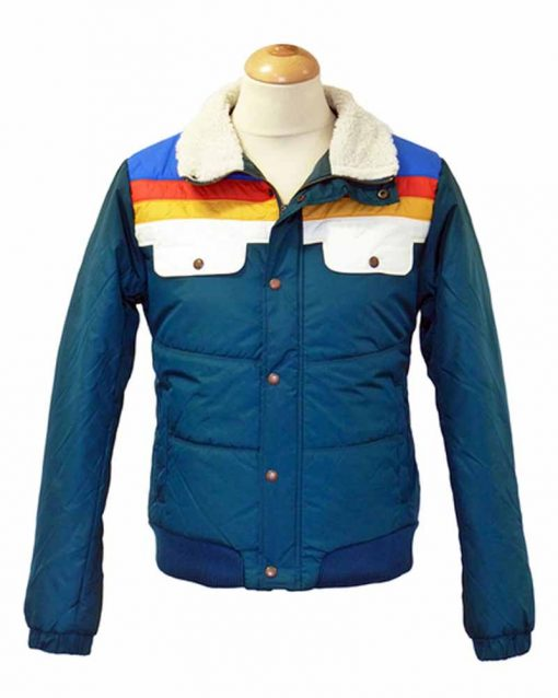 The Edge of Seventeen Hailee Steinfeld Blue Jacket
