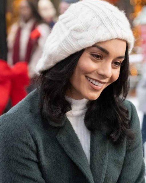The Knight Before Christmas Vanessa Hudgens Trench Coat