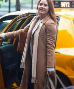 The Woman In The Window Anna Fox Trench Coat