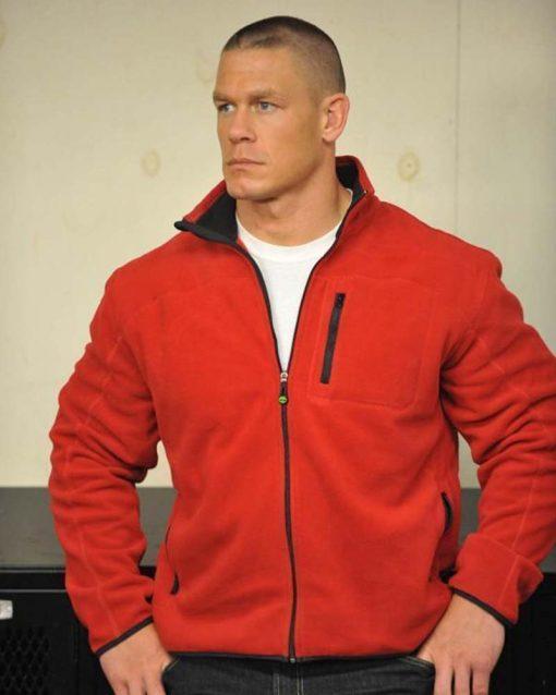 John Cena Red Jacket