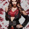 WWE Sasha Black Studded Leather Jacket