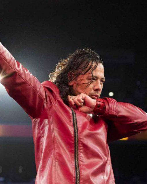 WWE Shinsuke Nakamura jacket