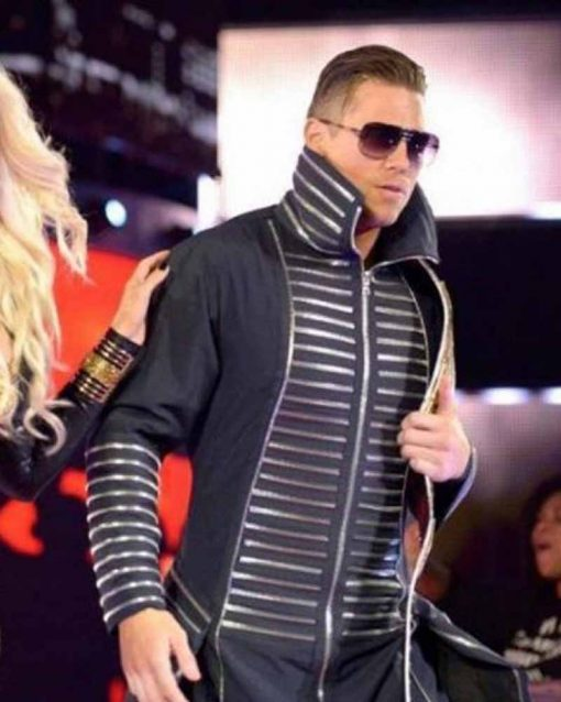 WWE Michael Gregory Mizanin Cotton Coat