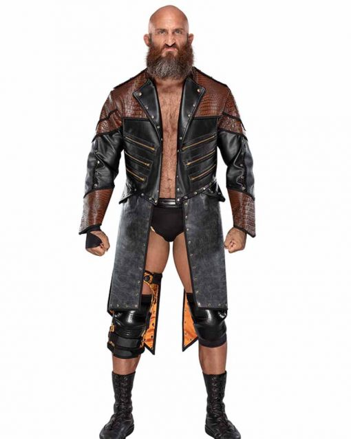 WWE Tommaso Ciampa Trench Coat