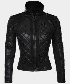 Westworld Evan Rachel Wood Leather Jacket