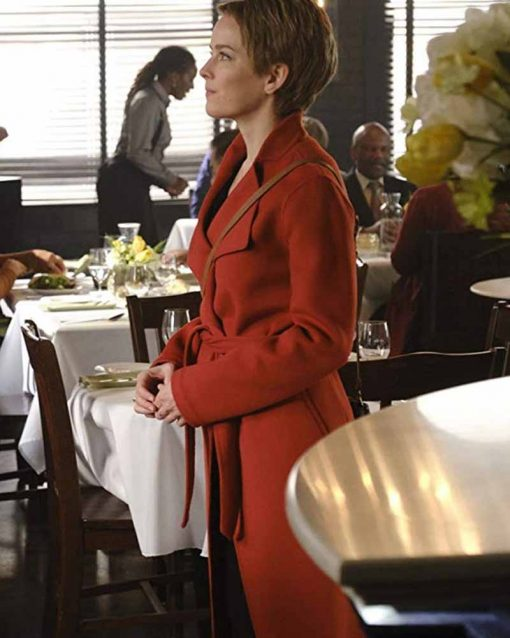 A Million Little Things S02 Maggie Bloom Trench Coat