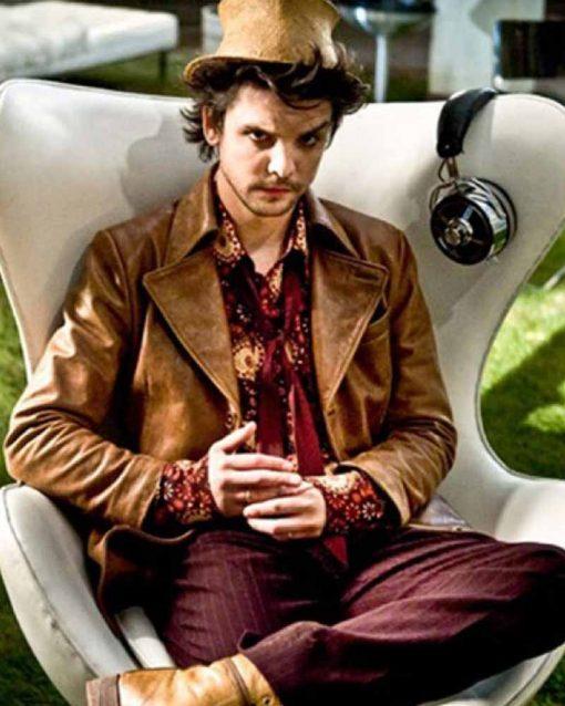 Alice Andrew Lee Potts Leather Jacket