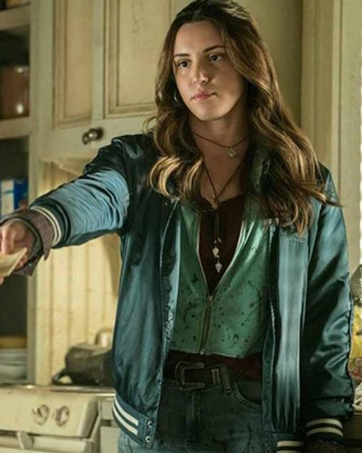Ash vs Evil Dead Brandy Barr Jacket