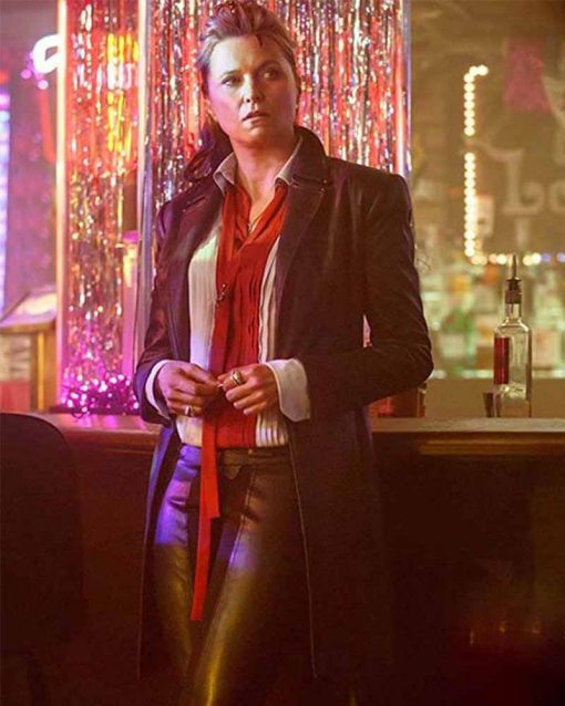 Ash vs Evil Dead Ruby Knowby Leather Coat