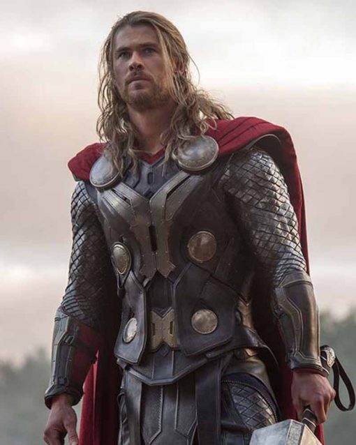 Avengers Age Of Ultron Chris Hemsworth Thor Vest