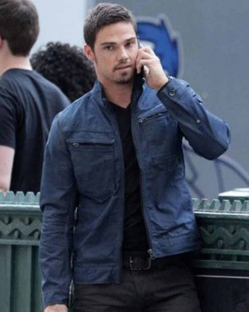 Beauty And The Beast Jay Ryan Vincent Keller Jacket