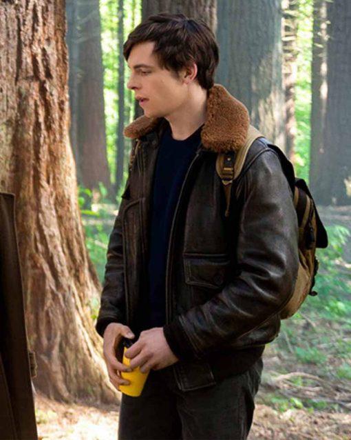 Harvey Kinkle Leather Jacket