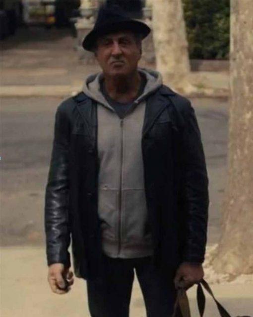 Sylvester Stallone Creed II Rocky Balboa Jacket