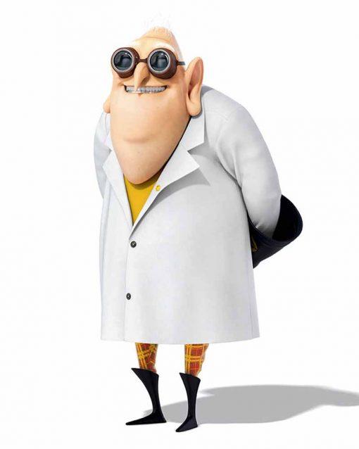 Despicable Me 3 Dr Nefario Coat