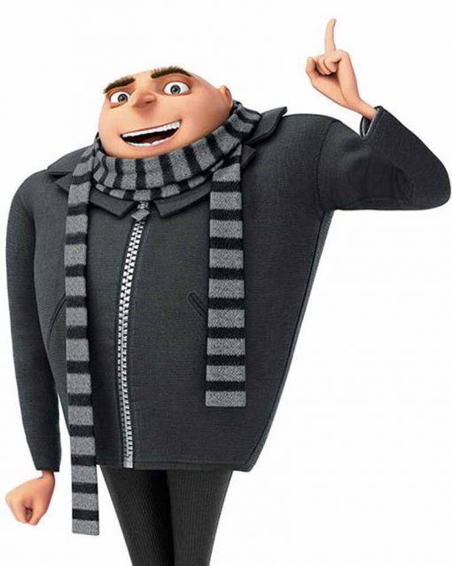 Despicable Me 3 Gru Jacket