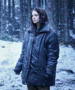 Esme Creed Miles Black Leather Hanna Jacket