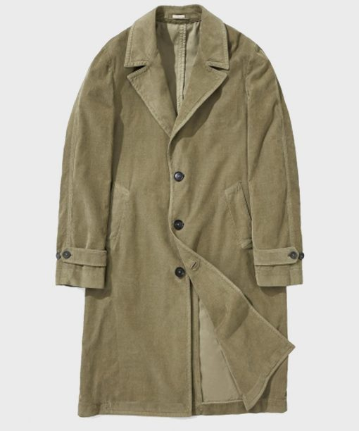 No Time To Die James Bond Duster Coat